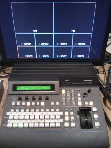 Panasonic AV-HS400A